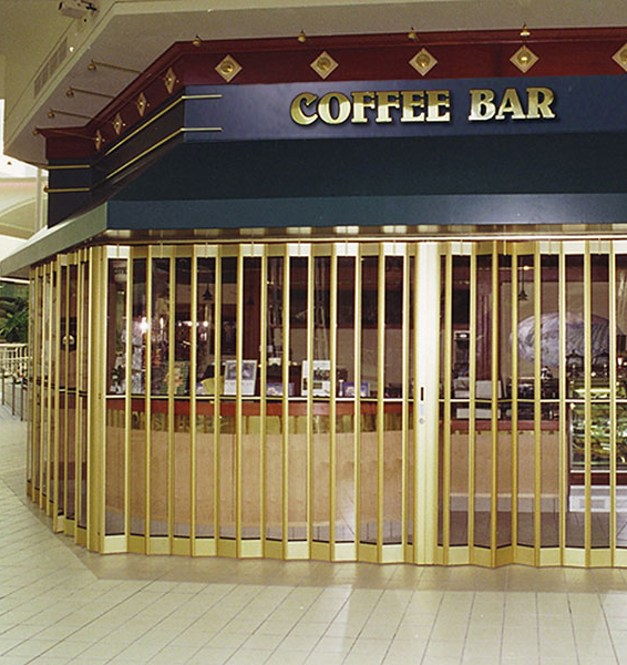 Security Gates & Grilles